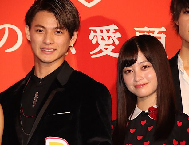 平野紫耀(King & Prince)、橋本環奈の初共演が実現!