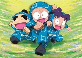 アニメ劇場版『忍たま乱太郎』の主題歌&エンディングテーマにNYCが決定!