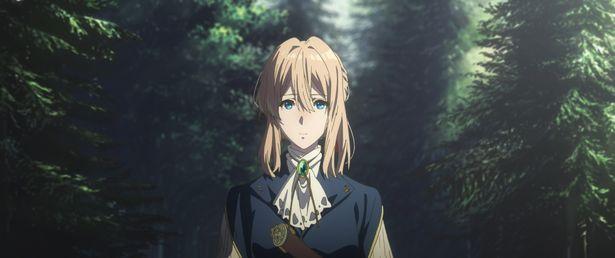 ヴァイオレットの声はテレビアニメ版に引きつづき石川由依が務める
