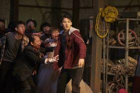 【今週の☆☆☆】韓国発のゾンビ・コメディ『感染家族』や矢口史靖監督の新作ミュージカル『ダンスウィズミー』など週末観るならこの3本!