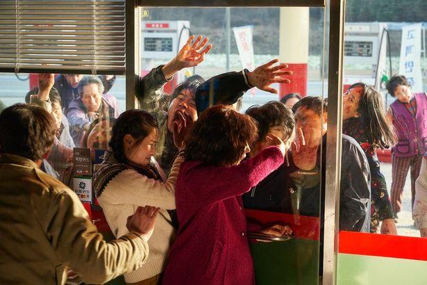いま韓国ではゾンビ映画がアツい!(『感染家族』)