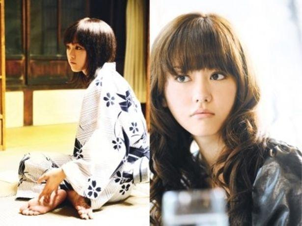 桐谷美玲がW主演を務める『乱反射』、『スノーフレーク』は今夏公開予定