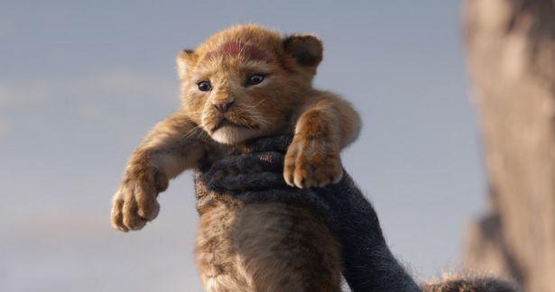 【写真を見る】『ライオン・キング』が圧倒的強さを見せ首位を獲得!