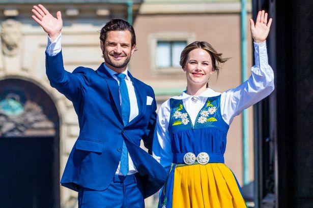 """""""世界一美しい王室""""といわれるスウェーデン王室のフィリップ王子夫妻"""