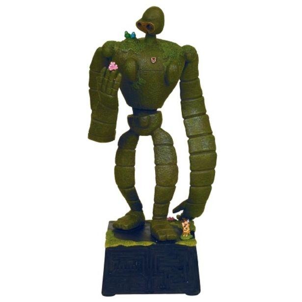 なんとオルゴールとなっているロボット兵のアイテム(「天空の城ラピュタ オルゴール ロボット兵」)