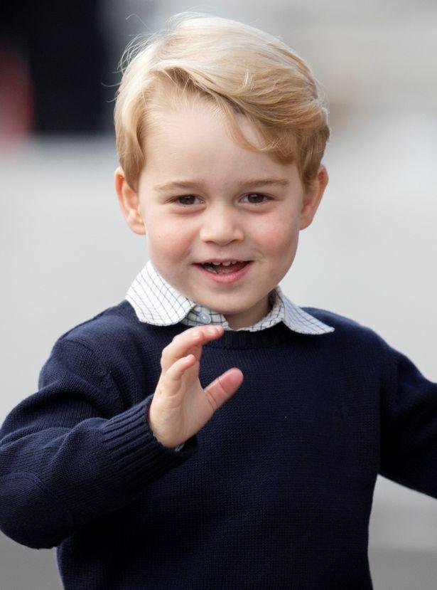 ジョージ王子と故ダイアナ妃の弟、チャールズ・スペンサーが似ていると話題に