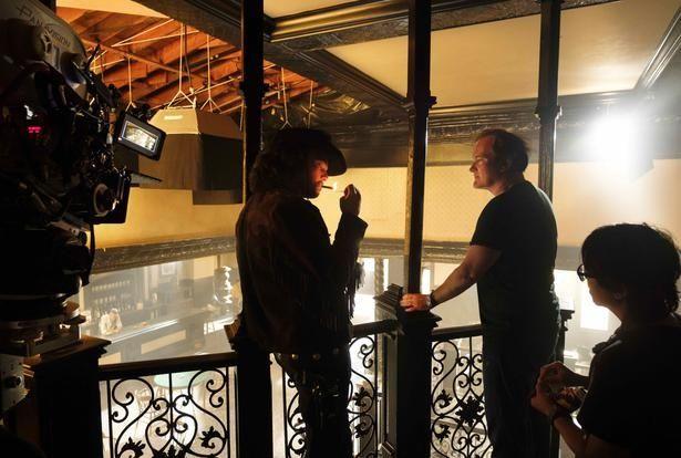 タランティーノ監督の型破りな演出と巧みなストーリーテリングに期待は高まるばかり!