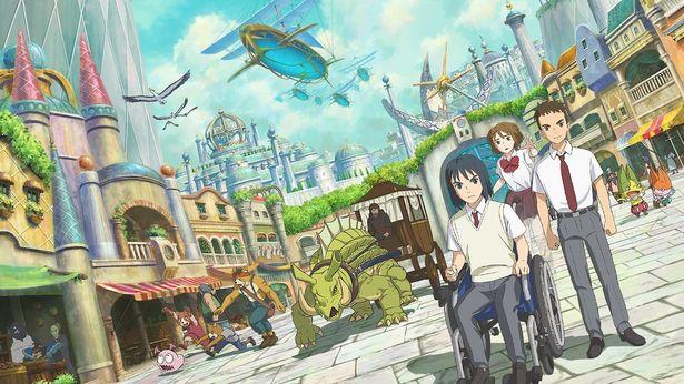 日本アニメ界屈指のスタッフとキャストが集結した『二ノ国』にフォーカス!