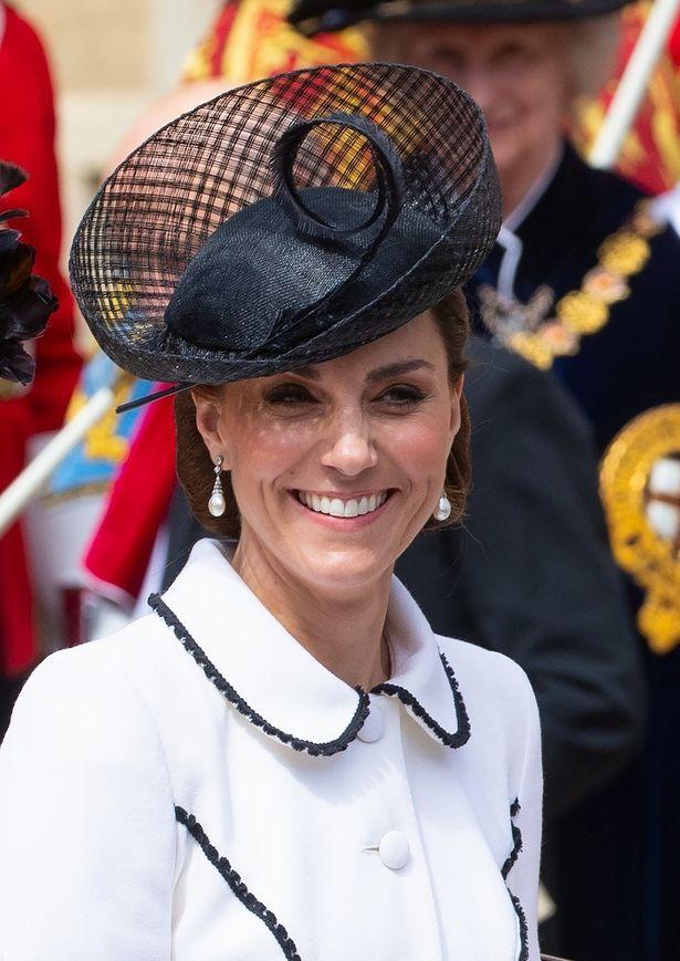 キャサリン妃のファッションがまたも絶賛