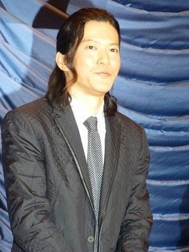 エリート医師を演じた田辺誠一