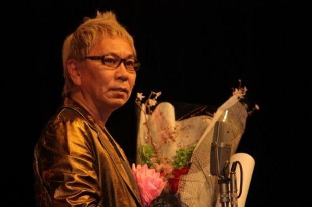 日本映画ベスト1に輝いた『十三人の刺客』で監督賞を受賞した三池崇史監督