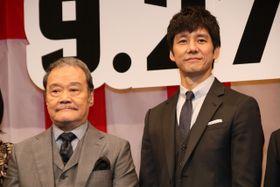 西島秀俊、『任侠学園』で西田敏行から受けたアドバイス「台詞は覚えるんじゃなくて食え」を噛みしめる!