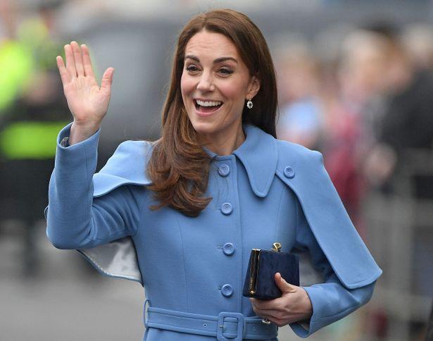 キャサリン妃のファッションチョイスがまたも完璧!