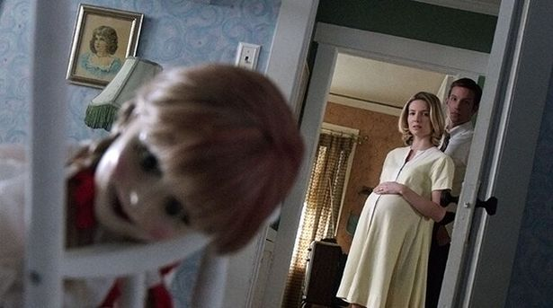 アナベルシリーズ第1作『アナベル 死霊館の人形』