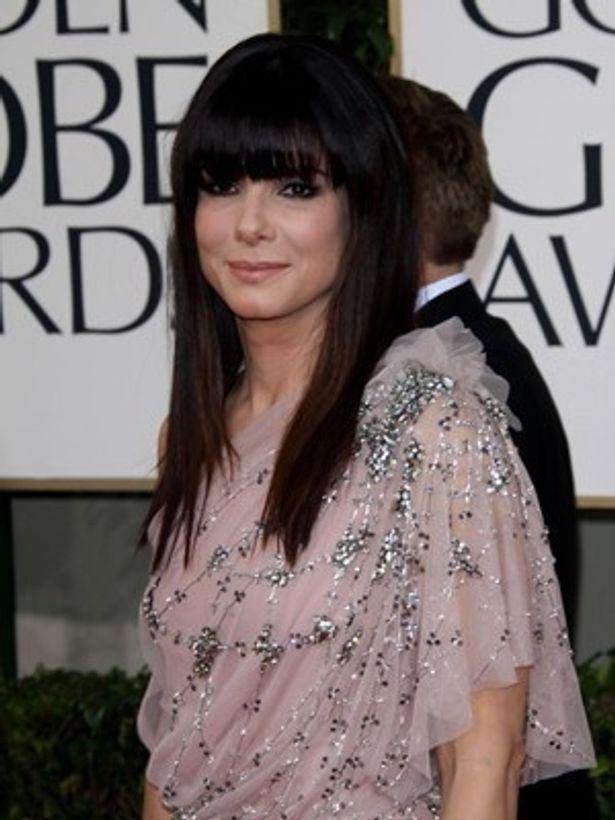 サンドラ・ブロックは昨年『しあわせのかくれ場所』で主演女優賞を受賞したものの、その数日後にジェシー・ジェイムズと離婚