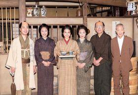 石坂浩二、浅野温子ら豪華俳優陣が集結!『みをつくし料理帖』の第二弾キャストが発表に