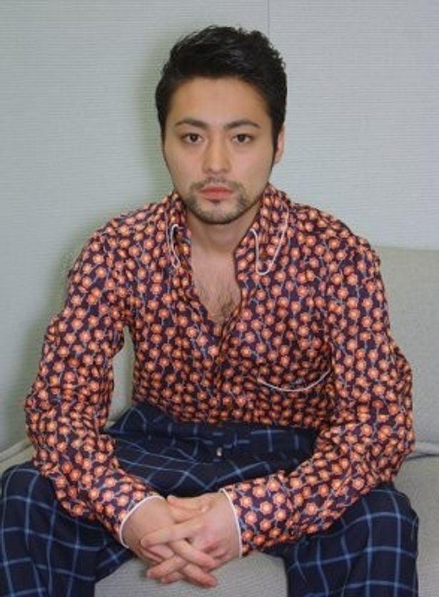 初の戦争映画で主人公・大場大尉の部下、木谷敏男曹長役を演じた山田孝之