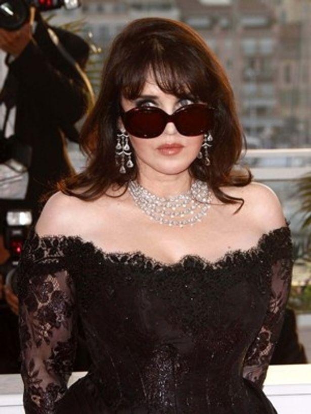 栄えある1位に輝いたのは『王妃マルゴ』(94)などで知られるフランス人女優のイザベル・アジャーニ