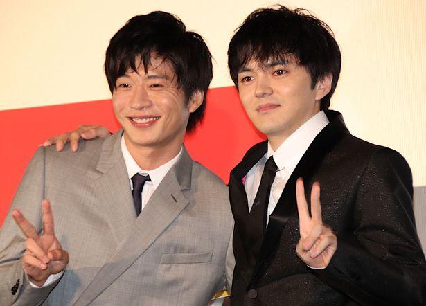 田中圭&林遣都、春田と牧はお互いでなければ作れなかった