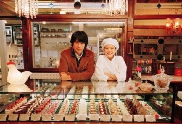 『洋菓子店コアンドル』は2月11日(祝)より全国公開