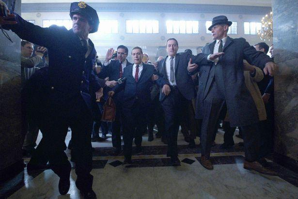 ロバート・デ・ニーロとアル・パチーノ共演の話題作『アイリッシュマン』がクロージング作品に決定