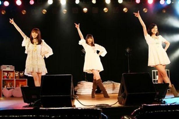 4月27日(水)にはファーストアルバムも発売。夏にはワンマンライブも決定