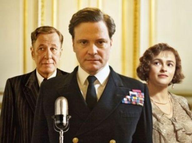 英国アカデミー賞最多7部門受賞をした『英国王のスピーチ』は2月26日(土)より公開