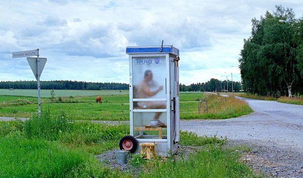 電話ボックスを改造!?フィンランドにはおもしろサウナがいっぱい!