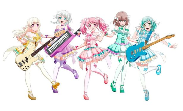 現役アイドルで構成された「Pastel*Palettes」