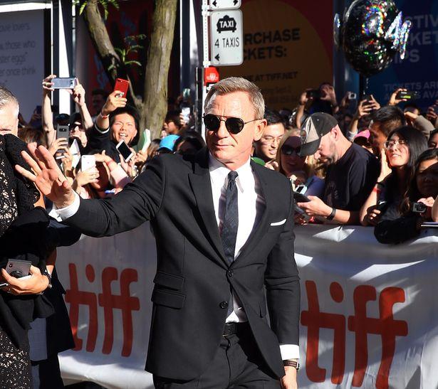 トロント国際映画祭で『Knives Out(原題)』プレミアに登場したダニエル・クレイグ