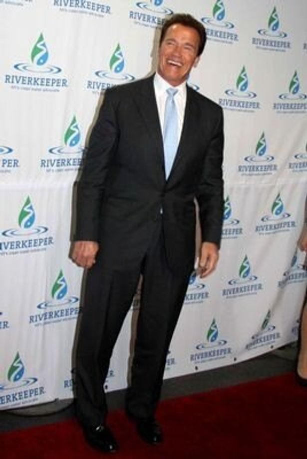 【写真】2003年から2011年1月にかけてカリフォルニア州知事を務めた