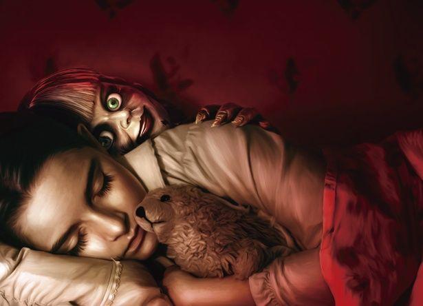 封印からアナベルが目覚める!『アナベル 死霊博物館』