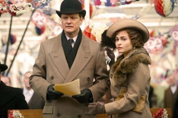 本年度アカデミー賞12部門ノミネートの『英国王のスピーチ』。公開13週目にして全米興行成績1億ドル突破