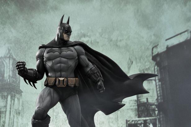 バットマンのフィギュアがカッコよすぎる!(「コンセプトマスターライン バットマン:アーカム・シティ バットマン」)