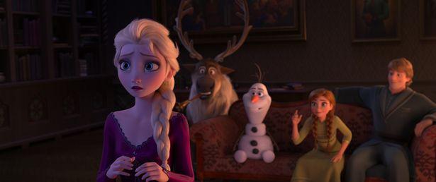 ベールに包まれた『アナと雪の女王2』のヒントがいっぱい!最新予告映像がついに解禁