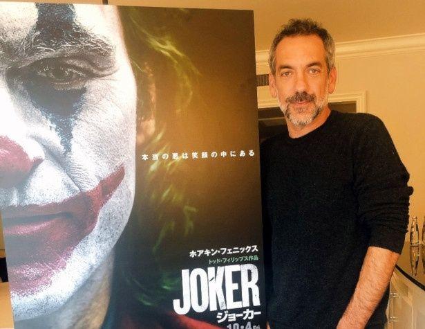 『ジョーカー』のトッド・フィリップス監督がビデオ会見で秘話を明かした