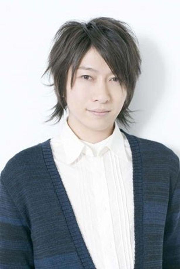 神谷浩史と共に番組パーソナリティを務める小野大輔。アニメに多数出演のほか、CDアルバムもリリースしている