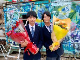 佐藤勝利と高橋海人が見せる笑顔がまぶしい!『ブラック校則』予告映像到着