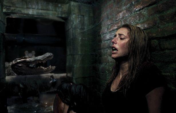 『クロール ―凶暴領域―』のメガホンをとったのは『ピラニア3D』(10)のアレクサンドル・アジャ監督