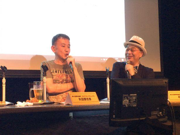東京国際映画祭のプレビュートークイベントが今年も開催!