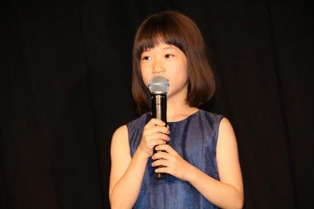 リュミールの娘、シャルロット役の声優を務めた佐々木みゆ