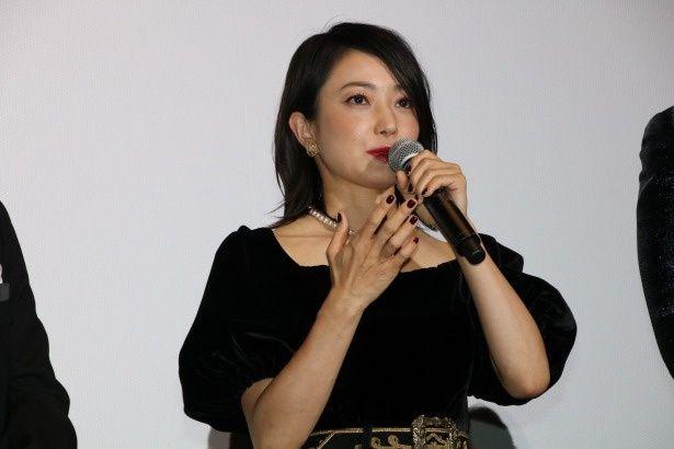 ヒロイン、ダニー役の声優を務めた菅野美穂