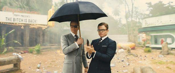 名優コリン・ファースと共に最強のエージェントを演じた『キングスマン』