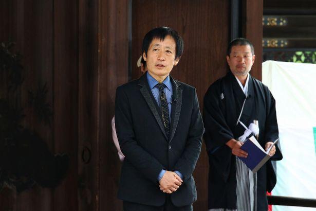 """総合プロデューサーの奥山和由は""""日本映画の父""""、牧野省三について想いを語った"""