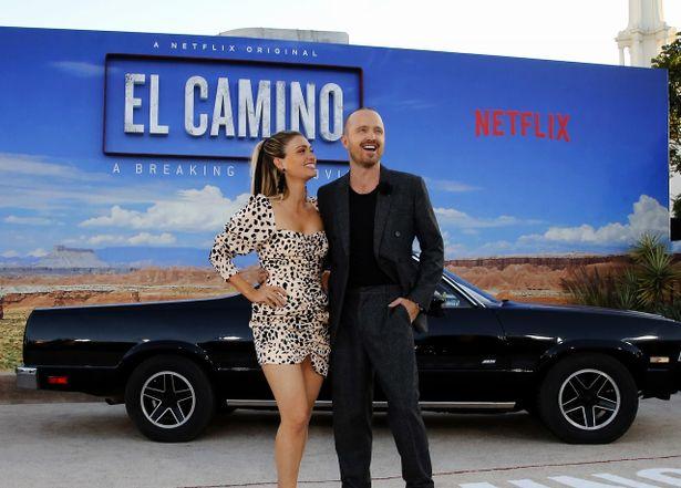Netflixにて配信中の『エルカミーノ:ブレイキング・バッド THE MOVIE』