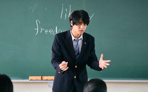 月岡中弥役を演じたKing & Princeの高橋海人は本作でスクリーンデビュー