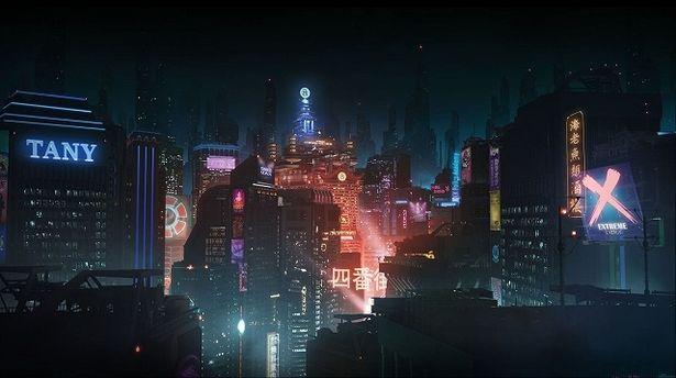 Netflixオリジナルアニメ映画『オルタード・カーボン:リスリーブド』は、2020年春Netflixにて全世界独占配信