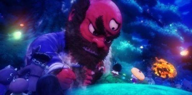 【写真】日本初の長編3Dアニメ『豆富小僧』は4月29日(祝)より全国公開