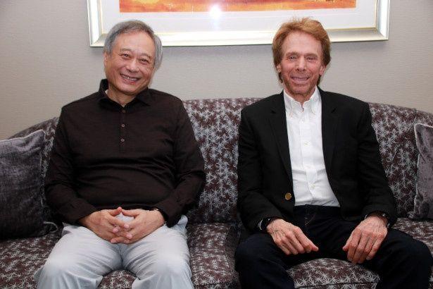 『ジェミニマン』アン・リー監督と製作のジェリー・ブラッカイマー