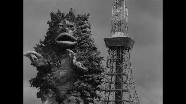 「ウルトラQ」の名エピソード「ガラモンの逆襲」を4K上映!